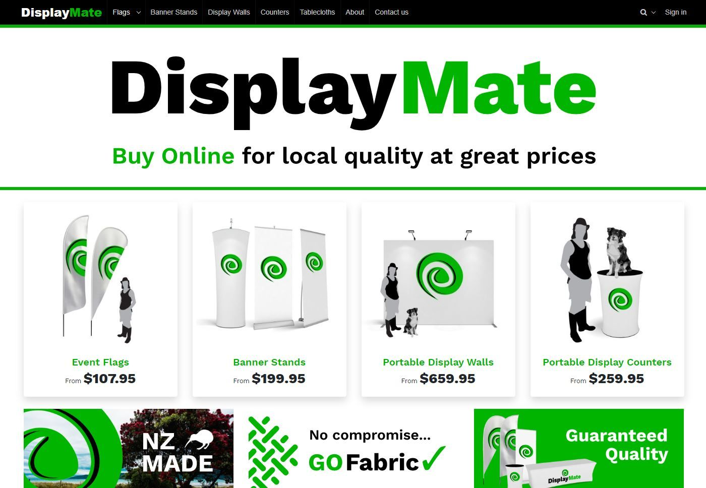 DisplayMate Website
